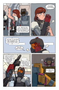 You Are Inside A Gun, Part 2 - Page 2