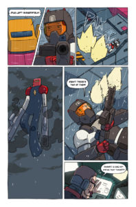 You Are Inside A Gun, Part 2 - Page 4