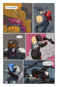 You Are Inside A Gun, Part 2 - Page 6
