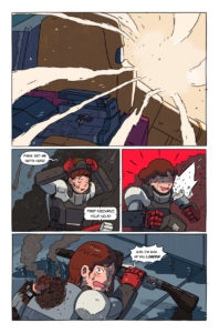 You Are Inside A Gun, Part 2 - Page 8