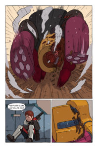 You Are Inside A Gun, Part 2 - Page 13