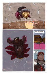 You Are Inside A Gun, Part 2 - Page 14